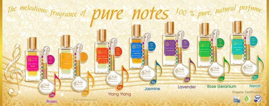 Pure Notes - melodious fragrance