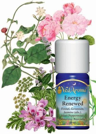 Energy Renewed - Blend of Essential Oils