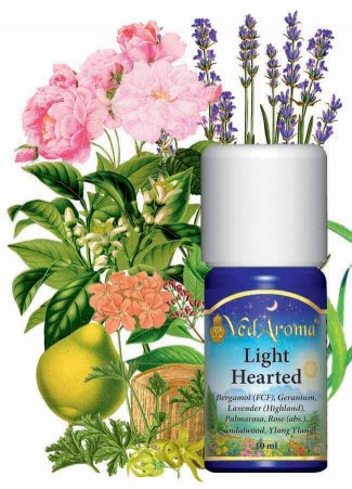 Light Hearted - Blend of Essential Oils