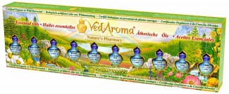 Nature's Pharmacy—Boxed Set of Essential Oils