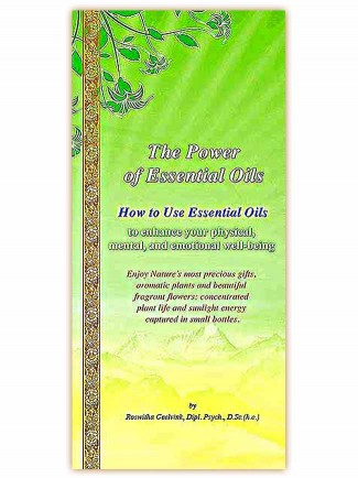 Power of Essential Oils Booklet Short version