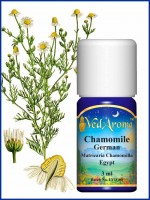 Chamomile German Essential Oil (3 ml)
