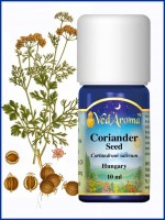 Coriander Seed, Hungary Essential Oil (10ml)