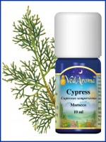 Cypress Essential Oil (10 ml)