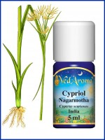 Cypriol Nagarmotha Essential Oil (5 ml)