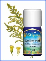 Golden Rod Essential Oil (3 ml)