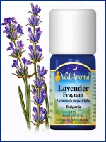 Lavender Fragrant Essential Oil (10 ml)