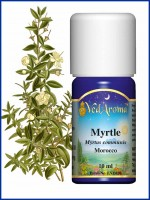 Myrtle Essential Oil (10 ml)
