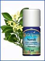 Neroli (Morocco) Essential Oil (1 ml)