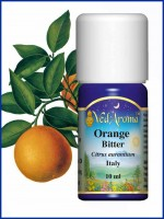 Orange Bitter, Italy Essential Oil (10 ml)