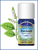 Patchouli Essential Oil (10 ml)