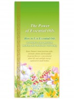 Power of Essential Oils Booklet for health professionals