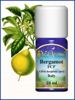 Bergamot FCF  Essential Oil (10 ml)