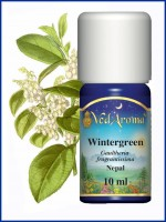 Wintergreen Essential Oil (10 ml)