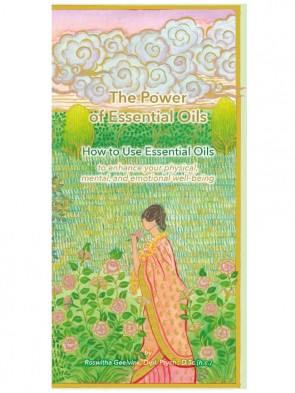 New Power of Essential Oils Booklet for health professionals