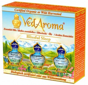 Blissful Sleep—Boxed Set of Essential Oils