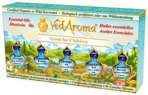 Good for Children—Boxed Set of Essential Oils