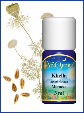Khella Ammi Essential Oil (3 ml)
