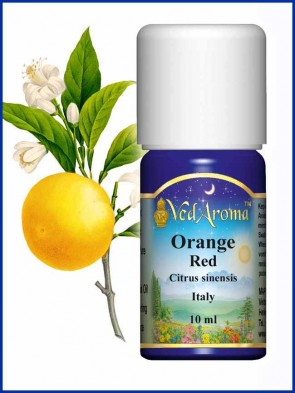 Orange Red, Italy Essential Oil (10 ml)
