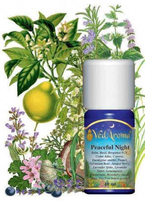 Peaceful Night - Blend of Essential Oils