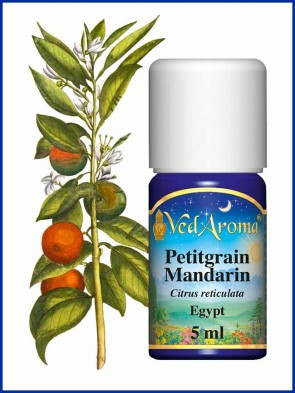 Petitgrain Mandarin Essential Oil (5 ml)