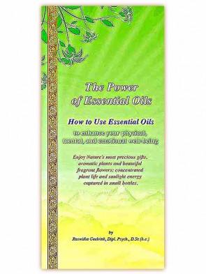 Power of Essential Oils Booklet Short version