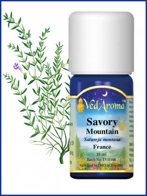 Savory Mountain Essential Oil (10 ml)