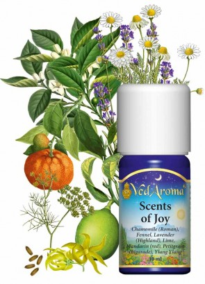Scents of Joy - Blend of Essential Oils